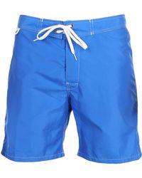 Sundek Short de bain - Bleu