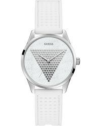 Guess Armbanduhr - Weiß