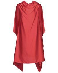 Neil Barrett Short Dress - Red