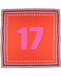 Givenchy Square Scarf - Multicolour