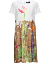 Piazza Sempione Short Dress - Multicolour