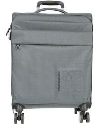 Mandarina Duck Wheeled luggage - Metallic