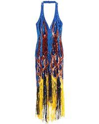 Moschino Vestito al ginocchio - Blu