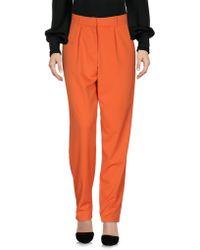 Glamorous Casual Trouser - Orange