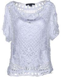 Ralph Lauren Black Label Pullover - Blanco