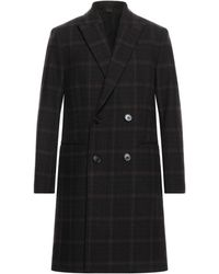 Theory Coat - Brown