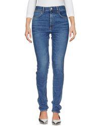 Rag & Bone Pantalon en jean - Bleu