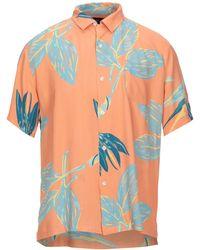 Edwin Shirt - Orange