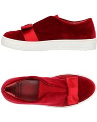 Aurora Low-tops & Sneakers - Red