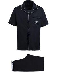 Karl Lagerfeld Sleepwear - Black