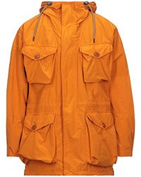 Aspesi Lange Jacke - Orange