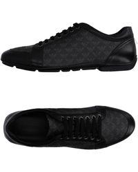 Emporio Armani - Low Sneakers & Tennisschuhe - Lyst