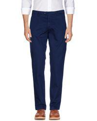 DW FIVE Casual Trouser - Blue