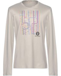 John Galliano T-shirts - Natur