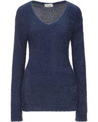 CROCHÈ Sweater - Blue