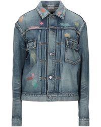 Dior Denim Outerwear - Blue