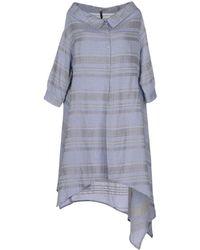 Manila Grace Shirt - Blue