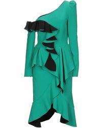 Capucci Short Dress - Green