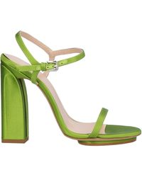 Delpozo Sandals - Green
