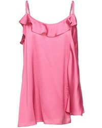 LE COEUR TWINSET Top - Pink