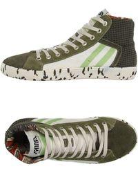 Springa High-tops & Trainers - Green