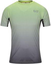 EA7 - T-shirts - Lyst