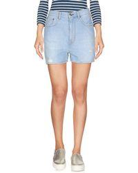 Meltin' Pot - Denim Shorts - Lyst