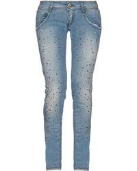 Met Pantalones vaqueros - Azul
