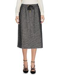 American Vintage - 3/4 Length Skirt - Lyst