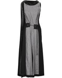 Collection Privée Long Dress - Black