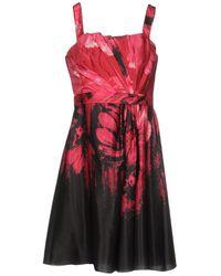 Carlo Pignatelli Midi Dress - Red