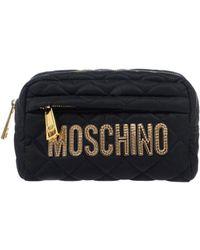Moschino Beauty Case - Black