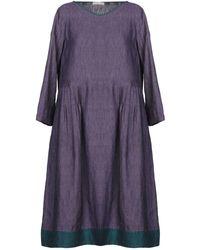 Cristina Bonfanti - Knee-length Dress - Lyst