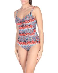 Chantelle One-piece Swimsuit - Red