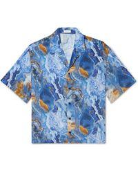 Deveaux Chemise - Bleu