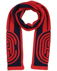 COACH Scarf - Red