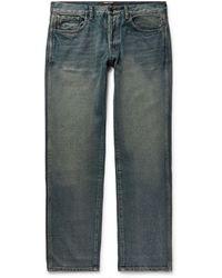 Reese Cooper Denim Trousers - Blue