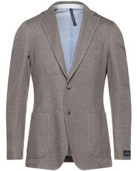 Tombolini Suit Jacket - Grey