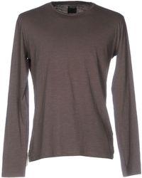 Officina 36 T-shirt - Gray