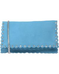 Ab Asia Bellucci Handbag - Blue