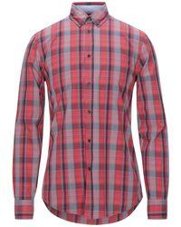 Trussardi Shirt - Red