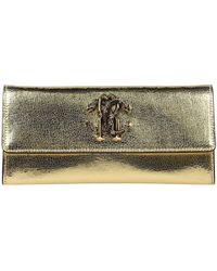 Roberto Cavalli Handbag - Metallic
