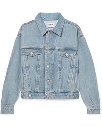 Agolde Denim Outerwear - Blue