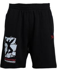 Reebok Shorts e bermuda - Nero