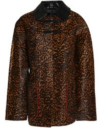 Isabel Marant Coat - Multicolour
