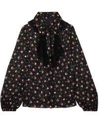 Anna Sui Shirt - Black