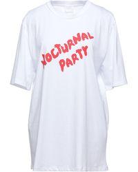 ..,merci T-shirt - White