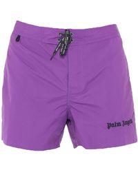 Sundek Pantalons de plage - Violet