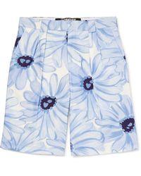 Jacquemus Shorts et bermudas - Bleu