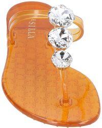 Le Silla Tongs - Orange